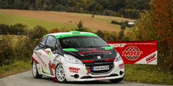 Laskowski zostanie najmłodszym kierowcą naświecie wkrajowych mistrzostwach