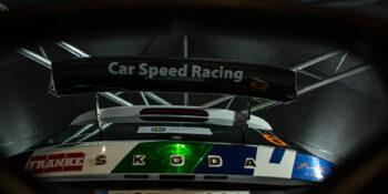 Dwa starty itrzy załogi – otwarcie rajdowego października wCar Speed Racing